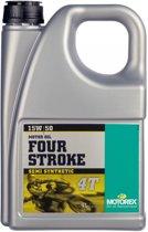 Motorex 4-Stroke 15W50 4L
