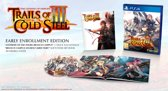 The Legend of Heroes Trails of Cold Steel III Early Enrollment Edition