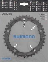 Shimano Kettingblad 105 Fc-5703 39t 10s 130 Mm Zilver