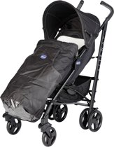 Chicco - Lite Way Topversion Ombra - Zwart