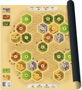 Catan playmat Desert Bordspel Speelmat