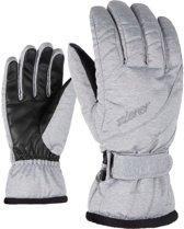 Ziener W Kileni Pr Glove Lichtgrijs 7,5 - Wintersporthandschoen