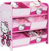 Hello Kitty Opbergkast.Bol Com Multi Opbergkast Hello Kitty