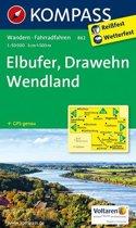 Kompass WK862 Elbufer, Drawehn