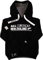 All Blacks Hoodie AB NEW ZEALAND Zwart - 116