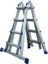 Alumexx Multifunctionele ladder 4x4
