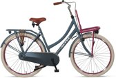 Altec Urban 28inch Transportfiets Gray Pink