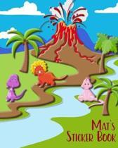 Mat's Sticker Book