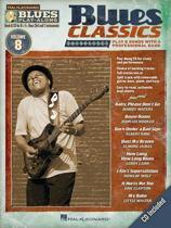 Blues Play-Along Volume 8