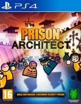 Prison Architect  (IMPORT) - PS4