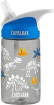 CamelBak Eddy Kids drinkfles - 400 ml - Grijs (Din