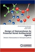 Design of Quinazolones as Potential Novel Antibacterial Agents