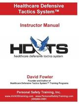 Healthcare Defense Tactics System Instructor Manual