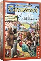 999 Games - Carcasonne - Uitbereiding - Het circus
