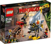 LEGO NINJAGO Movie Piranha-aanval - 70629