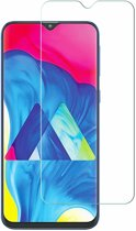 Epicmobile - Samsung Galaxy M20 Screenprotector - Tempered Glass  – Clear Transparant