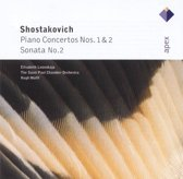 Shostakovich: Piano Concertos nos 1 & 2, Sonata no 2 / Leonskaja et al