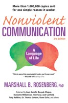 Boek cover Nonviolent Communication 3rd Ed van Marshall B. Rosenberg