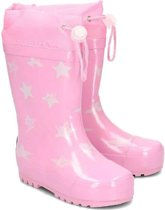 Palyshoes Rubber Boots Stars lightpink 22/23