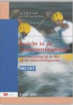 Inzicht In De Ondernemingsraad / 2008