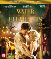Water For Elephants (Blu-ray+Dvd Combopack)