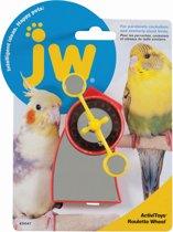 Jw activitoy roulette wiel 9 x 5,5 cm