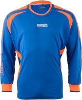 Derbystar Aponi - Keepersshirt - Heren - Maat XL - Blauw/Oranje