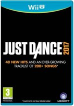 Just Dance 2017 WiiU (Import)