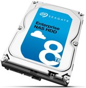 Ent NAS HDD 8TB SATA 3.5IN 7200RPM 256MB
