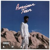 CD cover van American Teen van Khalid