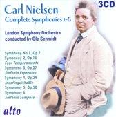 Nielsen: Complete Symphonies 1 To 6