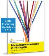 Boek cover Marketingcommunicatie in 14 stappen van Guy van Liemt (Hardcover)