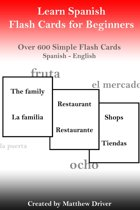 Learn Spanish: Flash Cards for Beginners