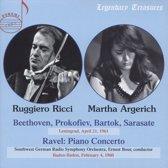 Martha Argerich & Ruggiero Ricci - Leningrad 1961