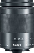 Canon EF-M 18-150mm f/3.5-6.3 IS STM - Zwart