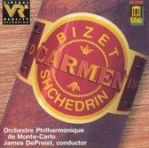 Bizet, Shchedrin: Carmen / James DePreist, Monte-Carlo PO