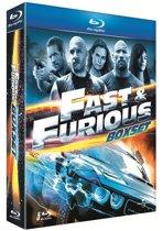 Fast & Furious 1 t/m 5 (blu-ray)