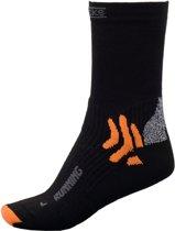 X-Socks X20235 - Sportsokken - Unisex - Maat 35-38 - Zwart
