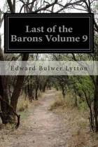 Last of the Barons Volume 9