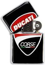 Ducati corse aansteker zwart