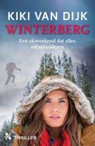 Boek cover Winterberg van Kiki van Dijk (Onbekend)