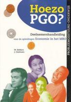 Probleemgestuurd medisch onderwijs - Hoezo PGO? Deelnemershandleiding voor de opleidingen Economie in het MBO