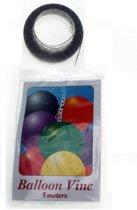 Ballonnen streng 5 meter lang Balloon vine