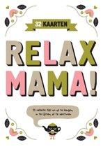 Relax mama postkaarten