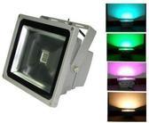 Lumenx Bouwlamp 20W RGB LED Bouwlamp IP65 (kleur)