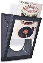 Hedendaags bol.com   LP vinyl wissellijst frame - fotolijst zwart HE-12