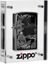 Zippo aansteker Eagle All Over Limited Edition