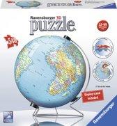 Ravensburger De aarde (Engels) - 3D Puzzel van 540 stukjes