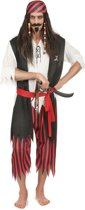Piraten kostuum voor mannen - Verkleedkleding - XL