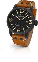 TW Steel Maverick MS32 Heren Horloge Zwart 48mm Quartz